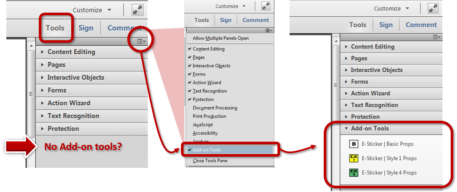 how to add lines in adobe acrobat