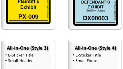 Getting Started: All-In-One E-Sticker