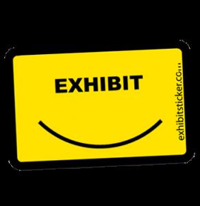 Electronic Exhibit Stickers for Adobe Acrobat